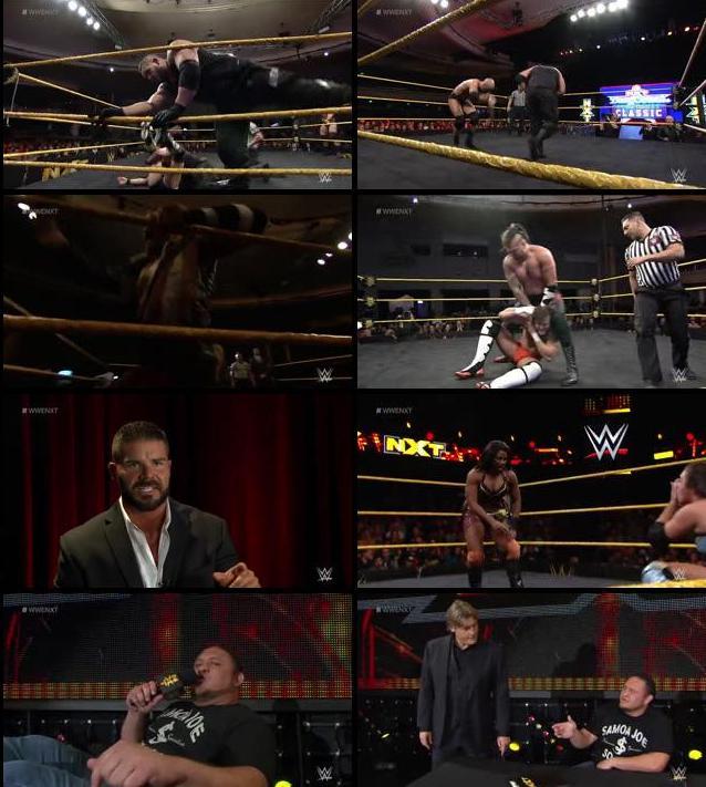WWE NXT 09 Nov 2016 WEBRip 480p