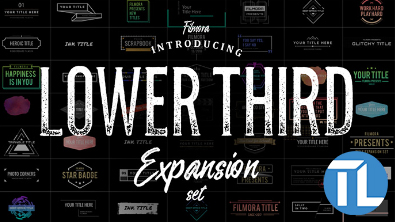 wondershare filmora lower third expansion set effect pack teknik lyfe