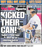 Yanks trash Houston, take page