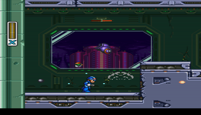 SNES Super Nintendo Entertainment System Emulator for PC and Android, Megaman