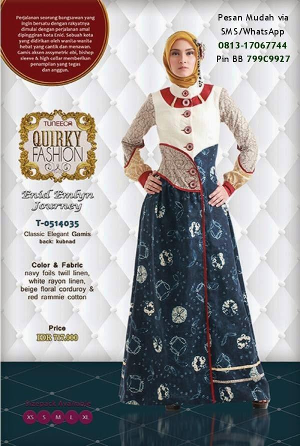 katalog tuneeca quirky fashion 2014 baju muslim terbaru 2019