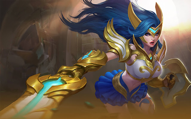 gambar mobile legends freya