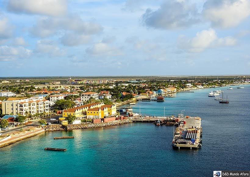 Capital Krajendijk - o que fazer em Bonaire