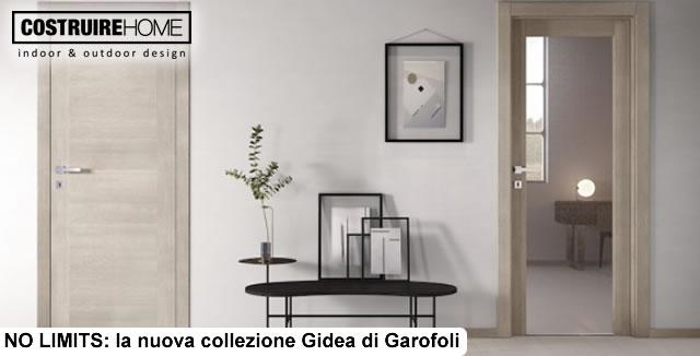 No limits la nuova collezione gidea di garofoli blog for Gidea no limits