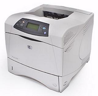 HP LaserJet 4250DTN Driver Download