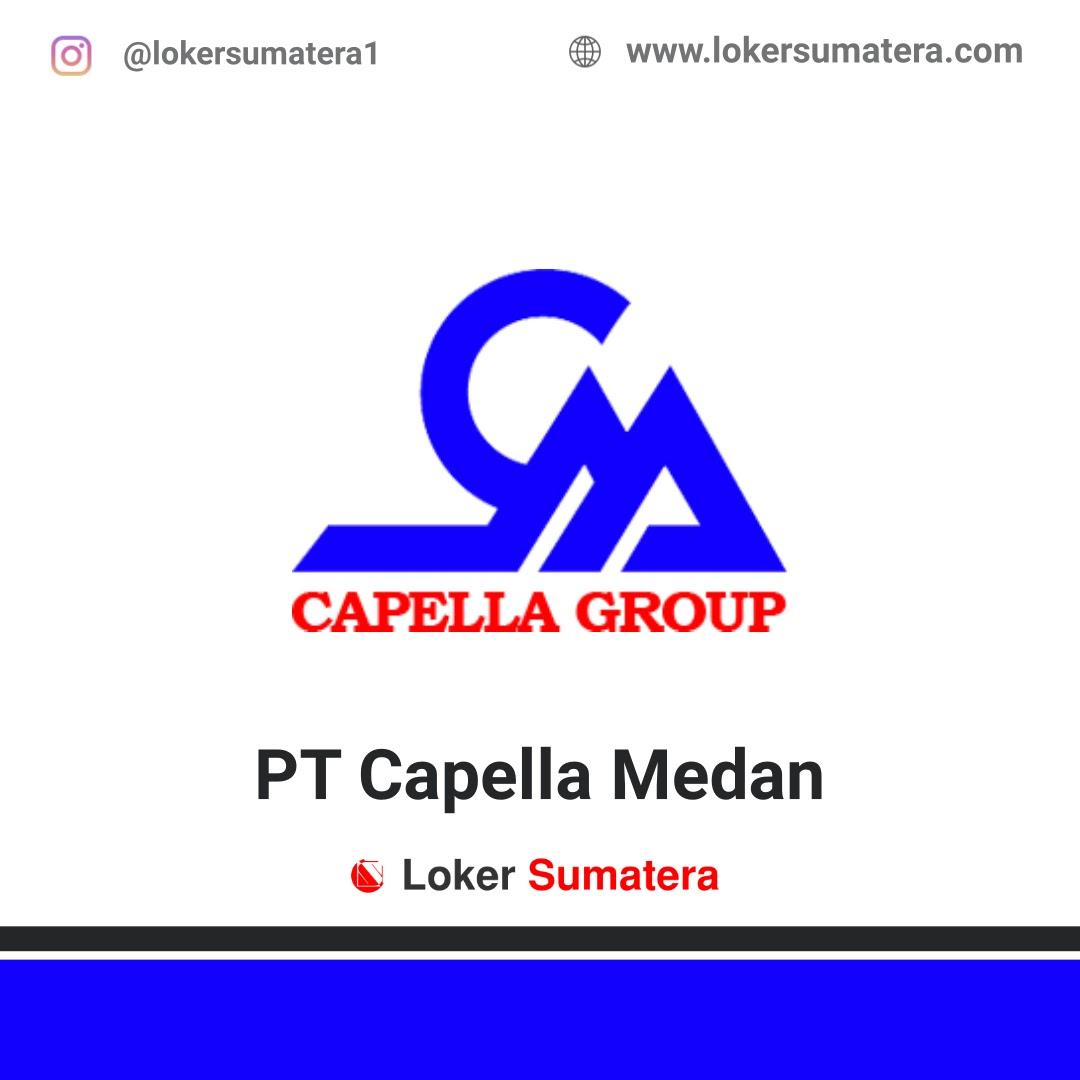 Lowongan Kerja Pekanbaru: PT Capella Medan Juni 2020