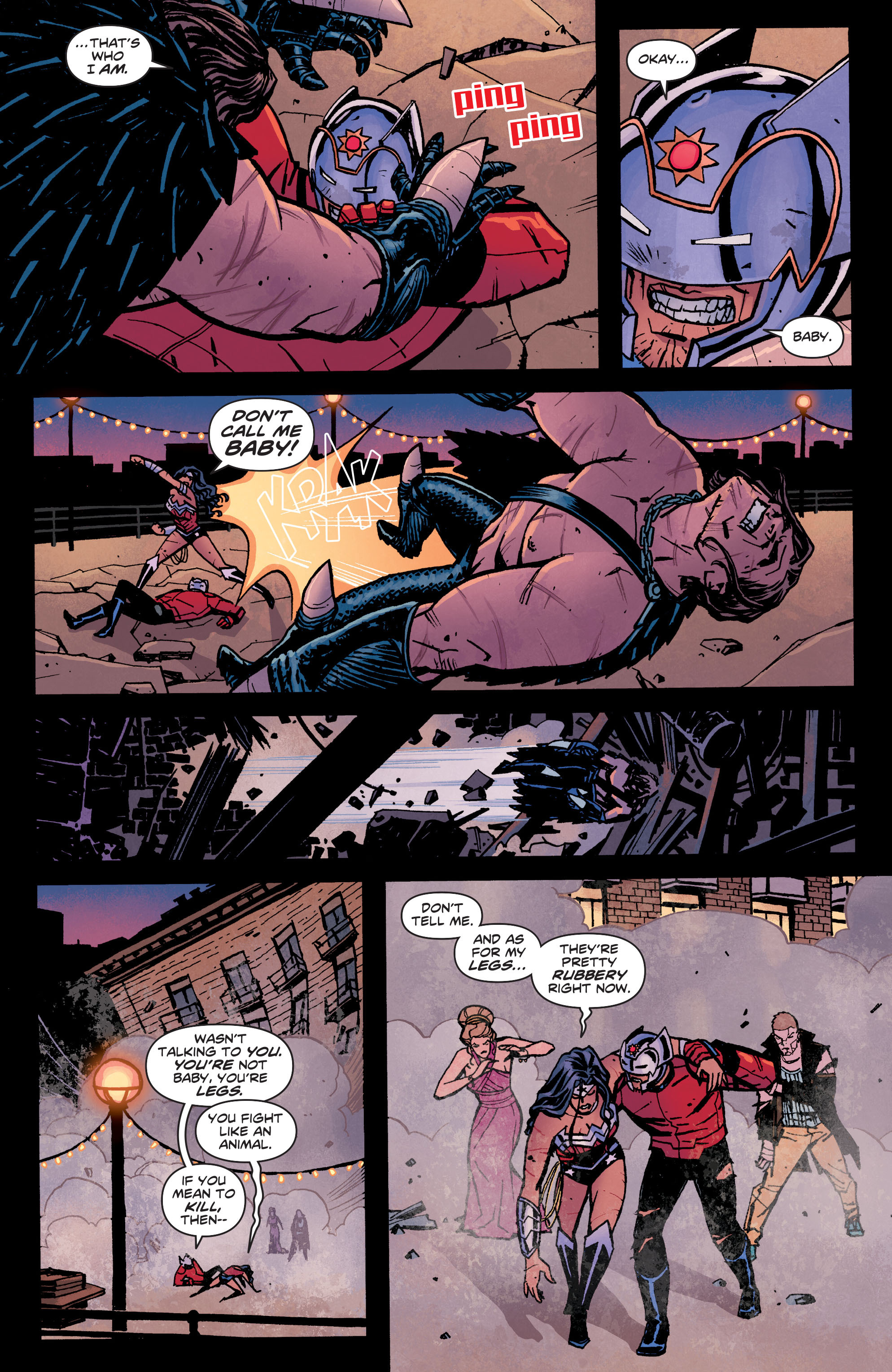 Read online Wonder Woman (2011) comic -  Issue #21 - 15