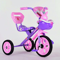 exotic kelinci bmx baby tricycle