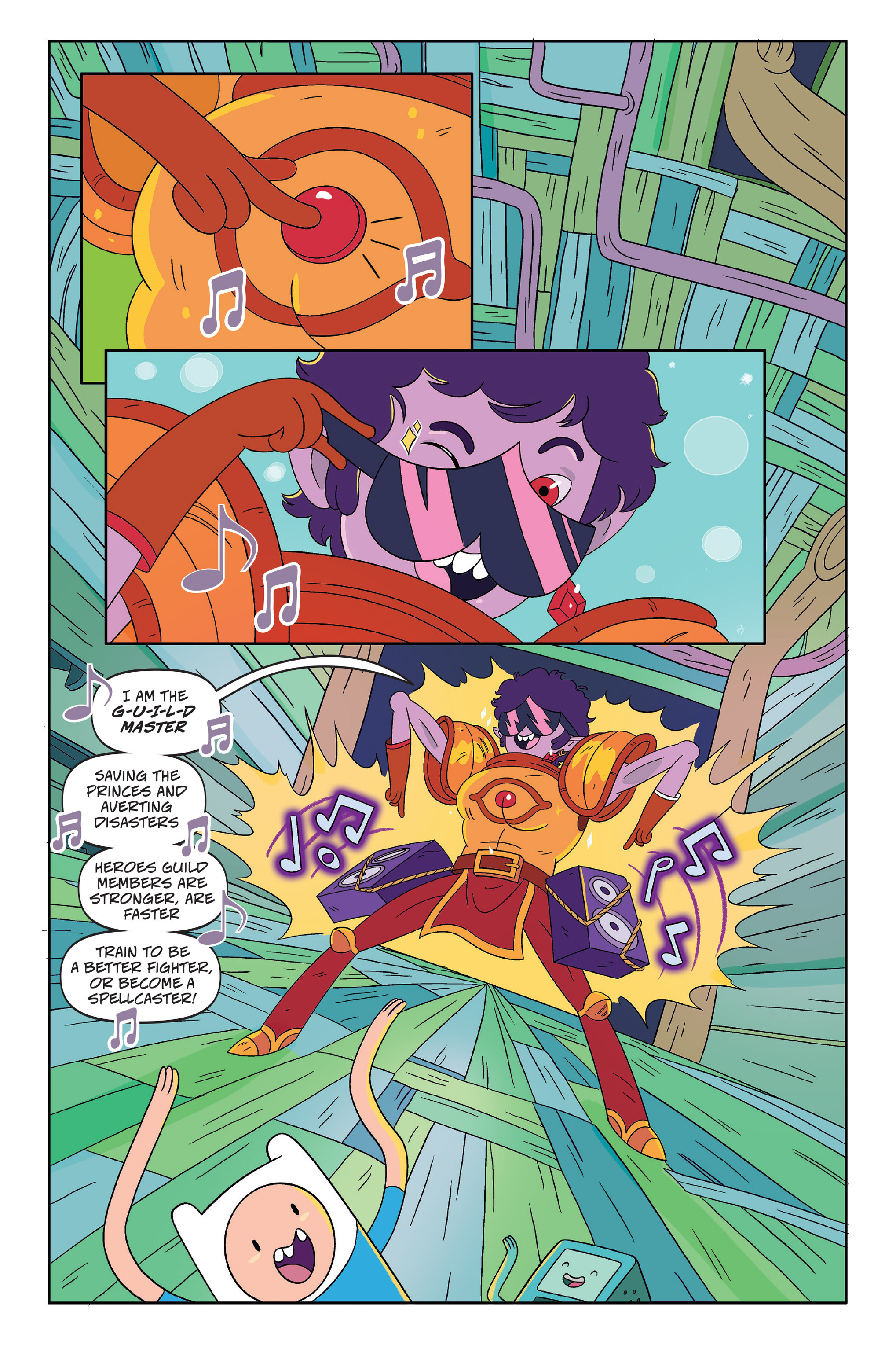 Read online Adventure Time comic -  Issue #Adventure Time _TPB 7 - 14