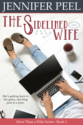 Heidi Reads... The Sidelined Wife by Jennifer Peel