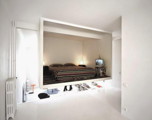 Desain Internal dan Kamar Tidur Kreatif