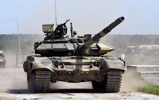 Tank T-90S/SK