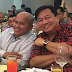 Must Watch Video! : Duterte, Bato, Alvarez shares light moment over dinner