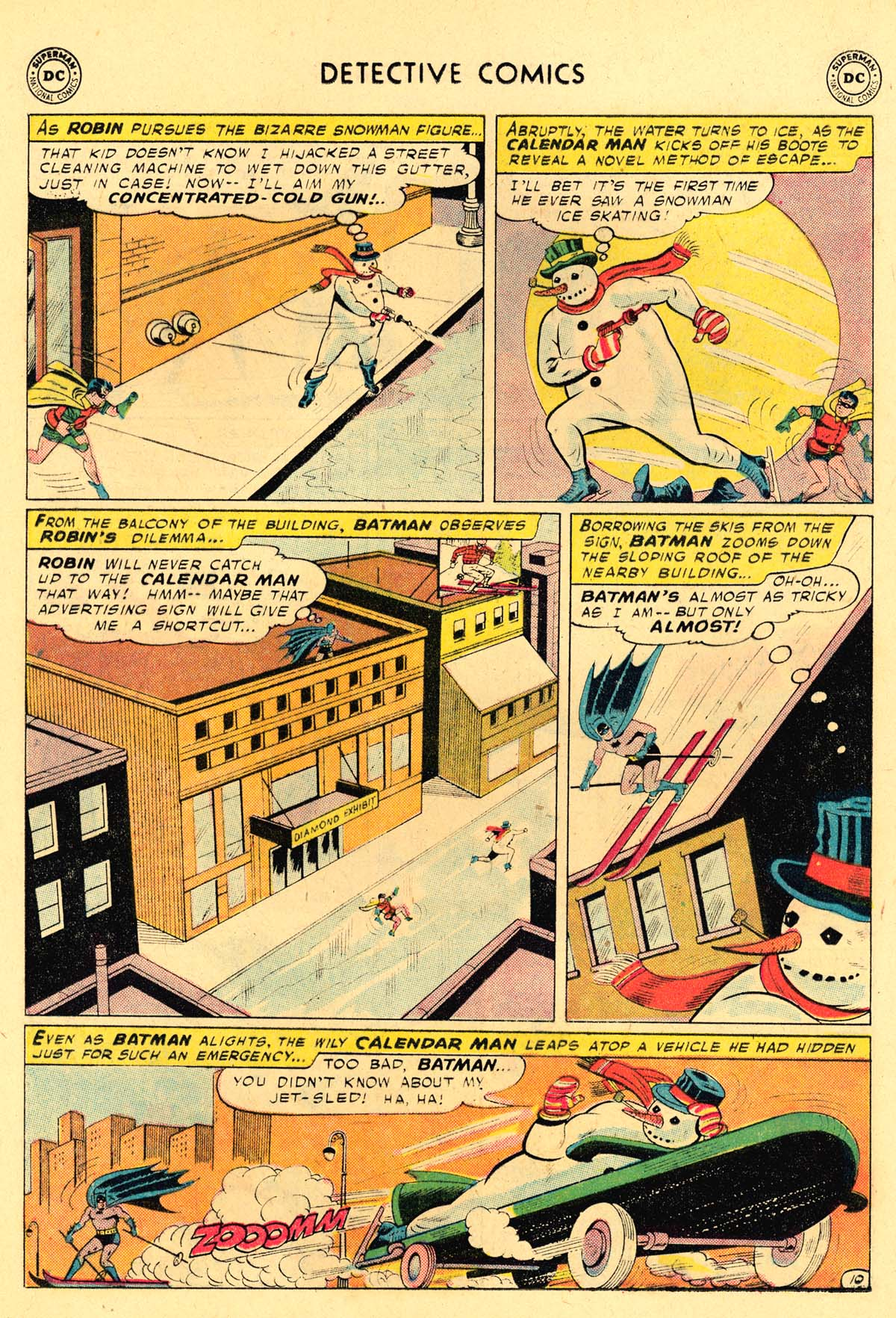 Detective Comics (1937) 259 Page 11