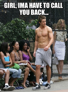 Robert Buckley meme call you back