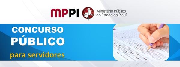 MP do Piauí divulga edital de concurso com 26 vagas