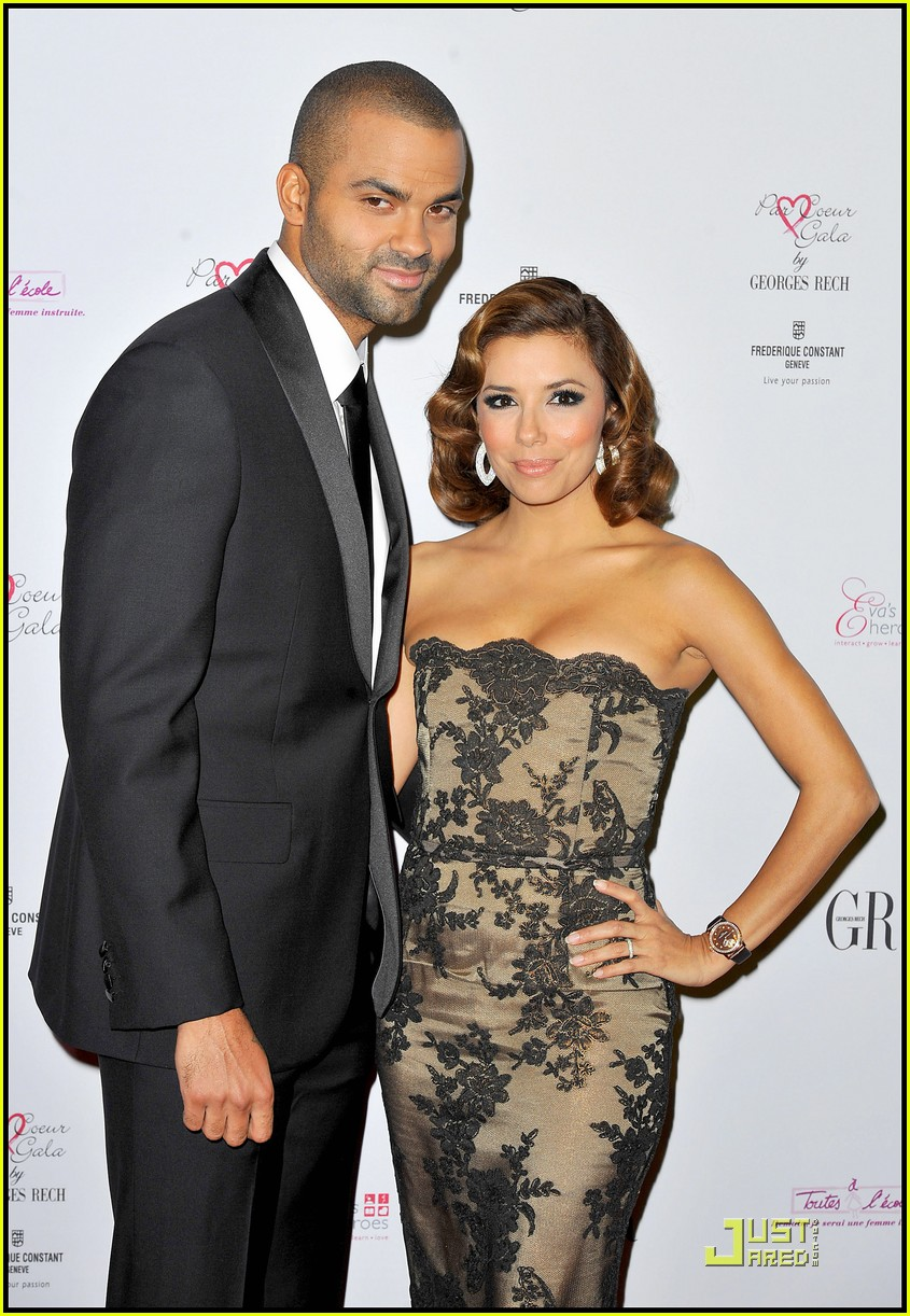longoria is dating tony parker
