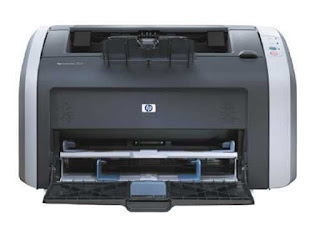Image HP LaserJet 1015 Printer Driver