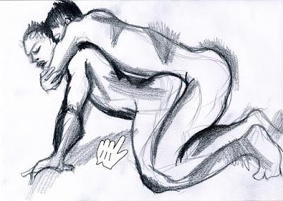 dessin pornographique sodomie homosexuelle masculine