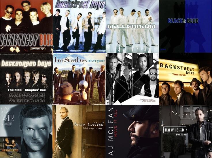 Discografia Backstreet Boys MEGA Completa 320 Kbps Albums ...