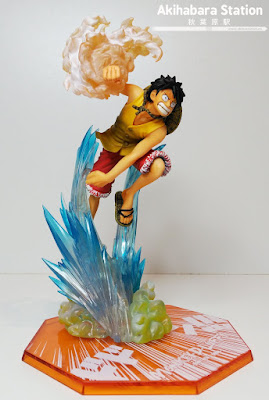 Figuarts Zero One Piece Monkey D.Luffy & Portgas D.Ace - Brother's Bond