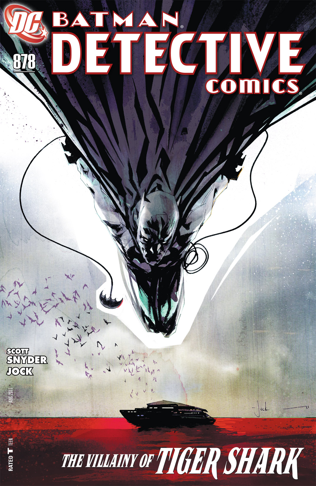 Detective Comics (1937) 878 Page 0