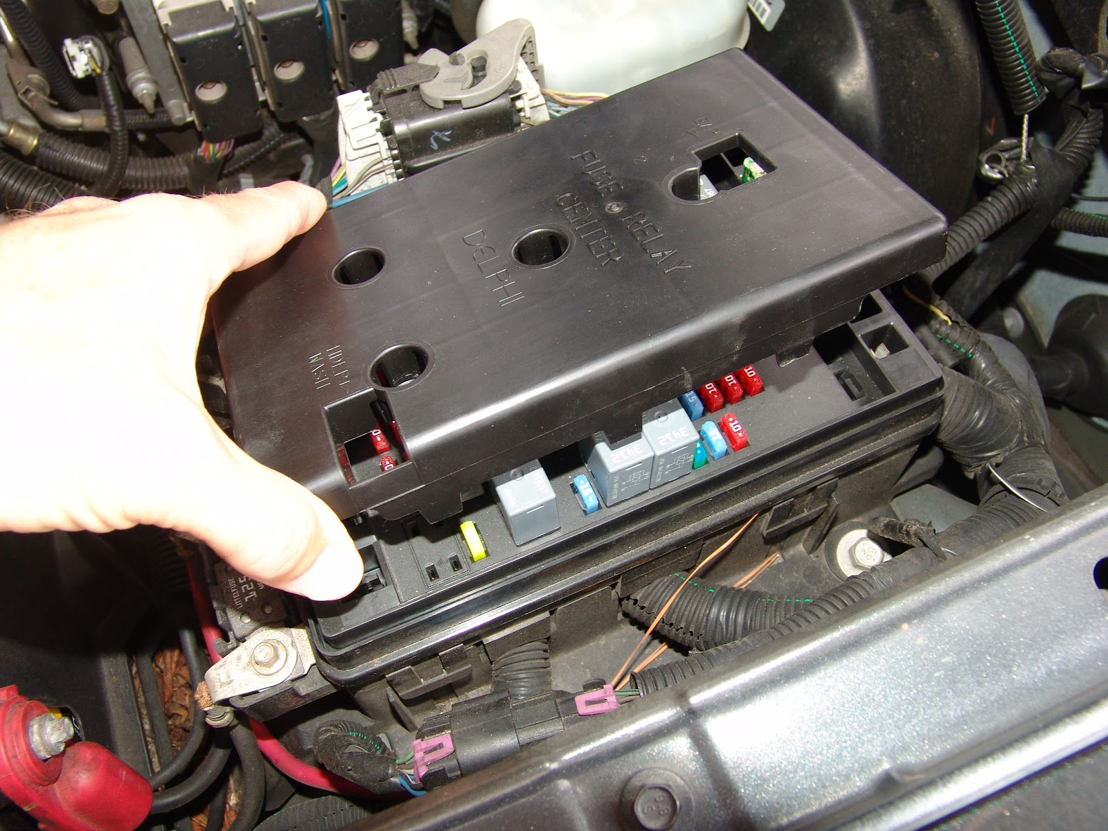 2004 Trailblazer Fuse Box Another Blog About Wiring Diagram Chevy Location Chevrolet No Low Beam Headlights Block