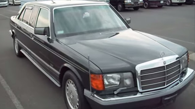 Mercedes-Benz W126 Eagle