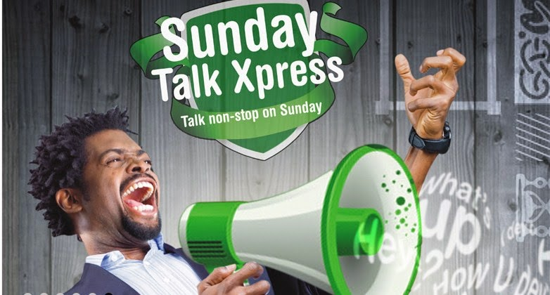 Glo Sunday Talk Express gives you Free Credits for talk, sms and data every sunday
