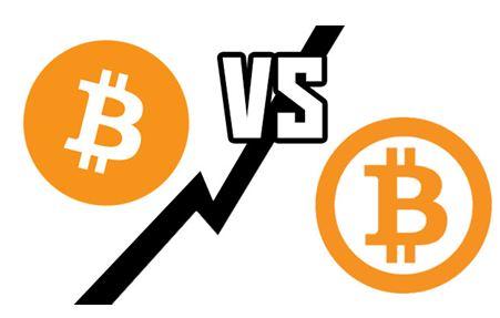 Perbedaan Bitcoin BTC dan Bitcoin Cash BCH