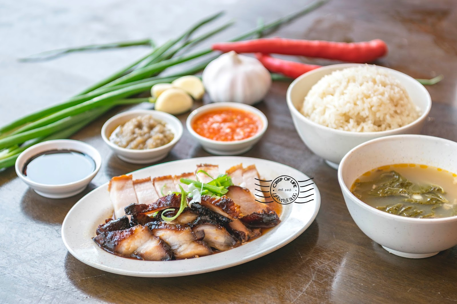 Azhong Kitchen Hainan Chicken Rice 亞忠海南雞飯 @ Lorong Kampung Malabar, Georgetown, Penang