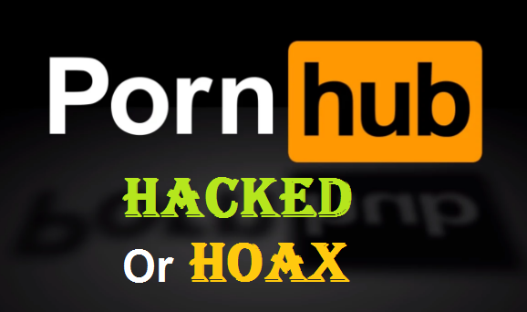 Oops PornHub Hacked! Hacker Selling its Server Access For $1000