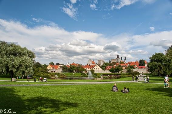 Visby capital de Gotland