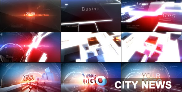 VideoHive City News