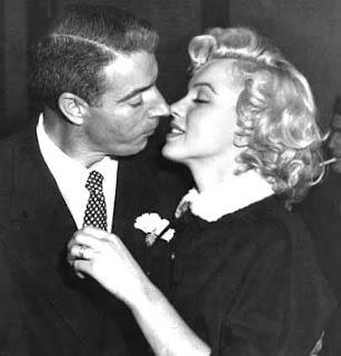 Joe DiMaggio Marilyn Monroe