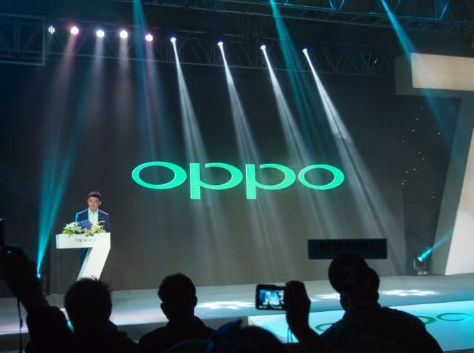 OPPO Find 7a Officially Launched Locally