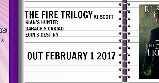 FIRE TRILOGY BOX SET RELEASE DAY REVIEW!