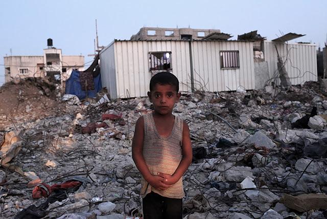 #10YearsChallenge, Kisah Miris Palestina Dulu & Sekarang
