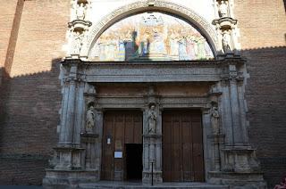 Toulouse. Església de la Dalbade