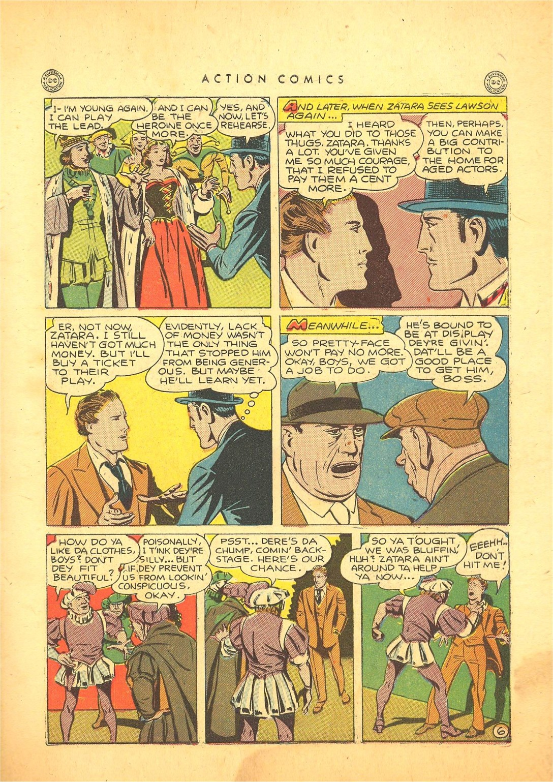 Read online Action Comics (1938) comic -  Issue #87 - 46