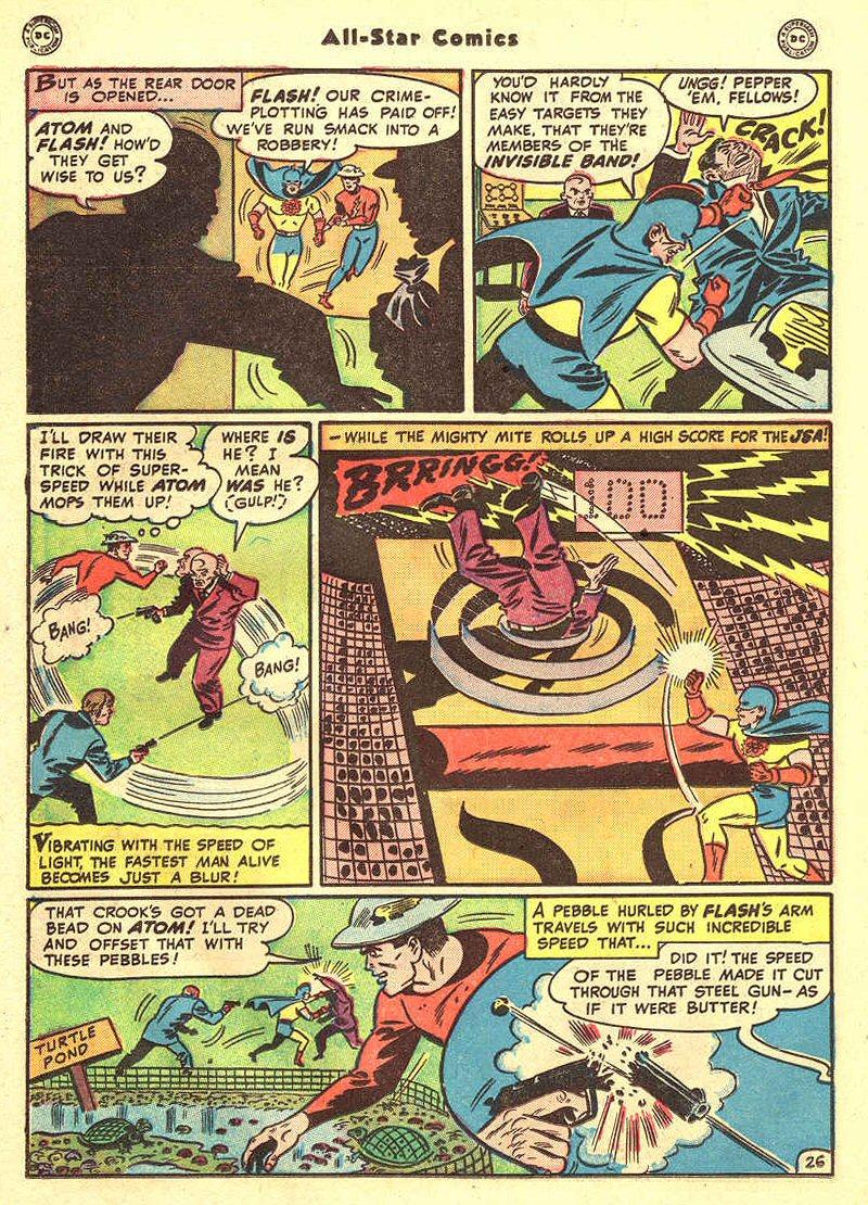 Read online All-Star Comics comic -  Issue #46 - 30