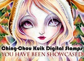 Ching-Chou Kuik Digital Stamps