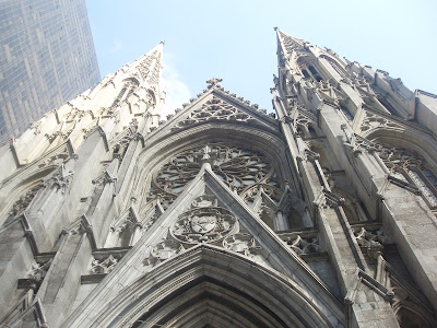 St-Patrick's Cathedral New York