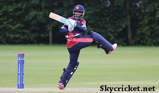 Akeem Dodson USA cricket team wicket keeper