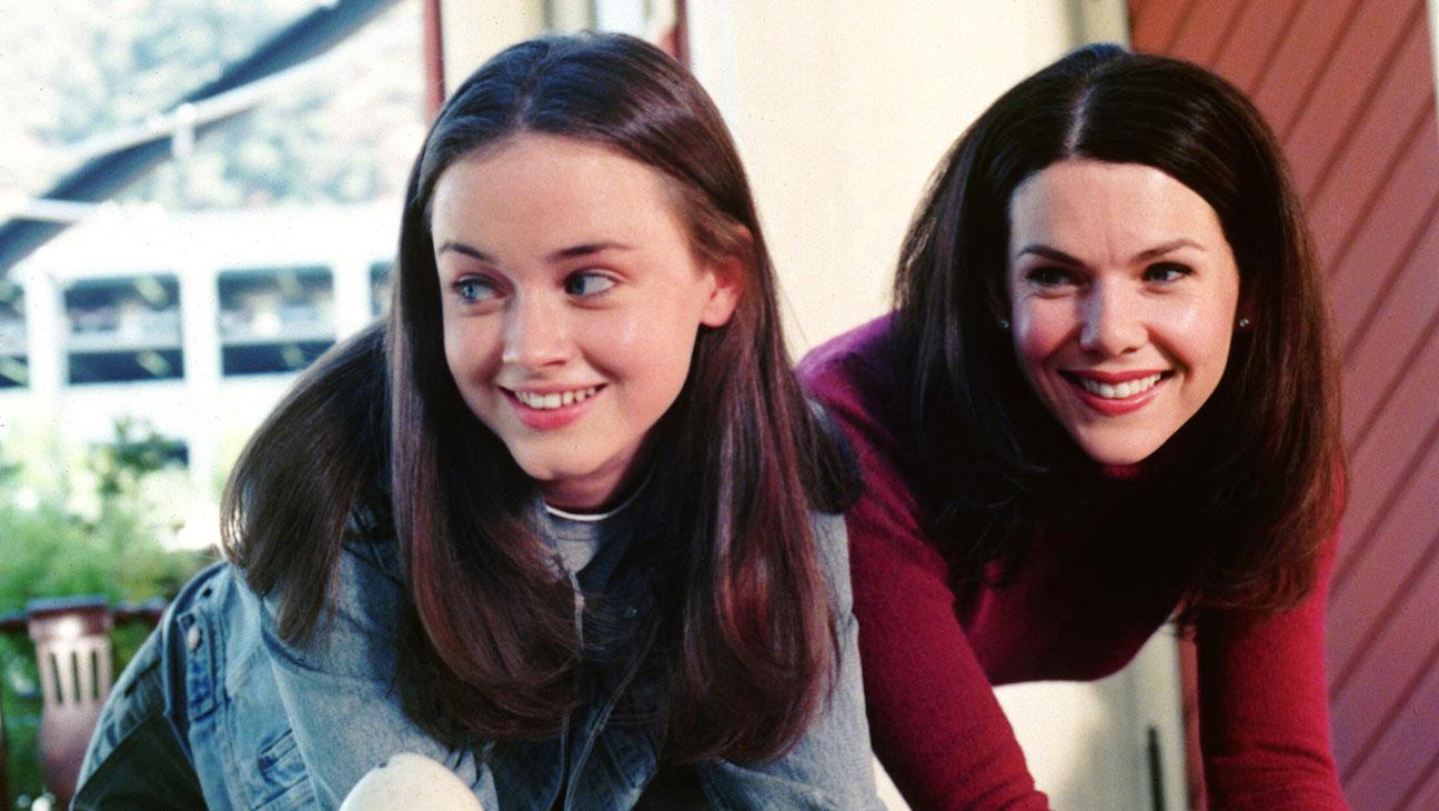 Rory y Lorelai en 'Gilmore Girls'