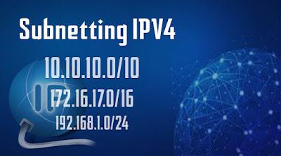 subnetting IPV4 Pintar Network