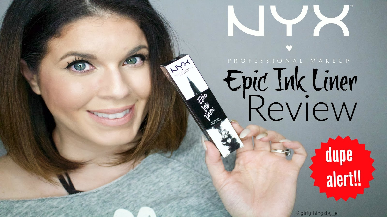 Epic Ink Liner by NYX Professional Makeup #21