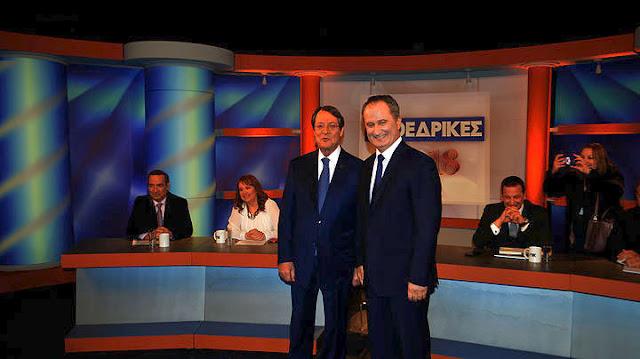 Σήμερα η κρίσιμη μάχη Αναστασιάδη-Μαλά για την προεδρία της Κύπρου
