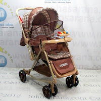 Does DS297 Porto Rocker Standard Baby Stroller