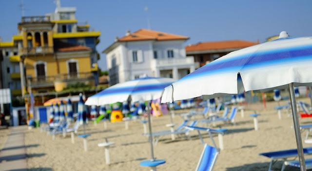 Visita à Beach Egisto 38 em Rimini